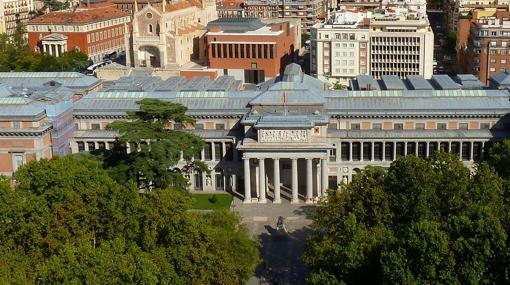 Los sitios turísticos de Madrid más visitados en 2016