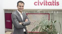 Alberto Gutiérrez, fundador y director de Civitatis