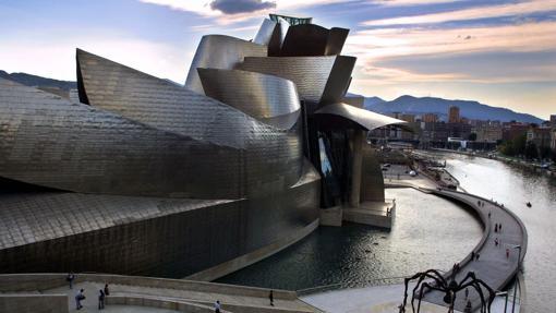 Museo Guggenheim, en Bilbao