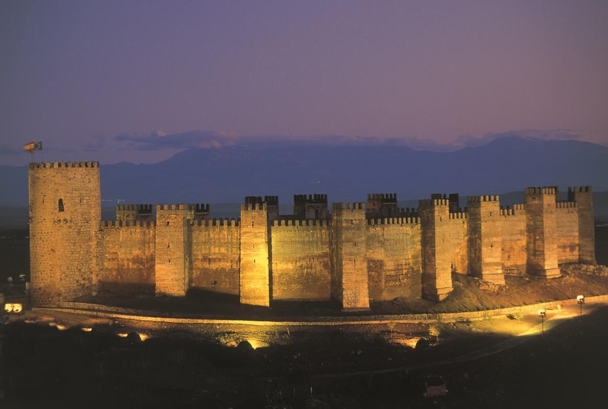 Ja n la provincia espa ola con m s fortalezas - Banos de la encina espana ...