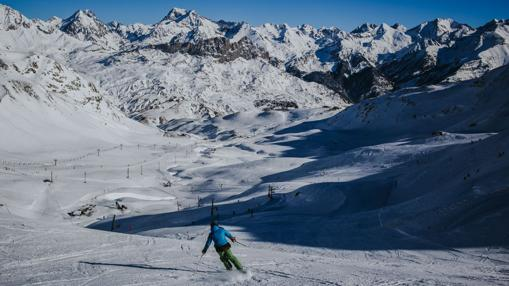 Las mejores estaciones para esquiar en familia for Jardin de nieve formigal