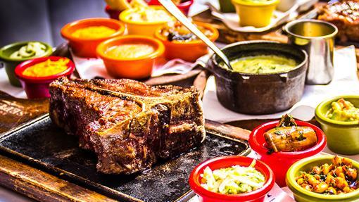 Muestra de la oferta gastronómica de Buenos Aires