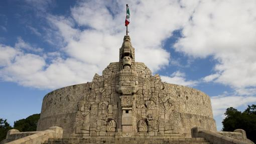 Monumento a la Patria, en Mérida (México)