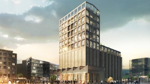 Así será el nuevo Zeitz Museum de Ciudad del Cabo