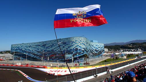Circuito de Fórmula 1 en Sochi