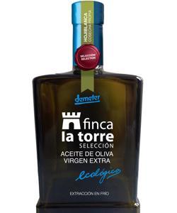 Finca la Torre Finca La Torre. SELECCIÓN Aceite de oliva virgen extra Arbequina ecológica