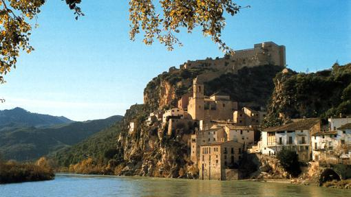 Castillo de Miravet, uno de las fortalezas templarias mejor conservadas de Europa