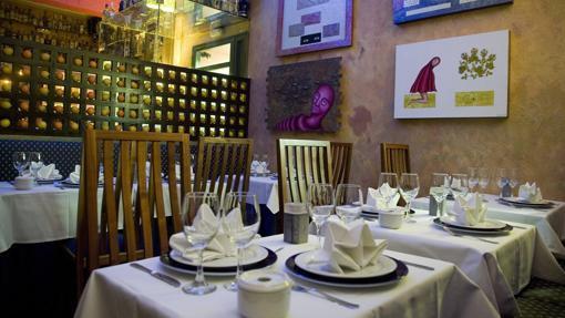 Restaurante Entre Suspiro y Suspiro
