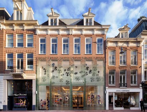Crystal Houses, en Ámsterdam