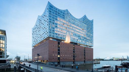 Elbphilharmonie , en Hamburgo, obra de Herzog & de Meuron