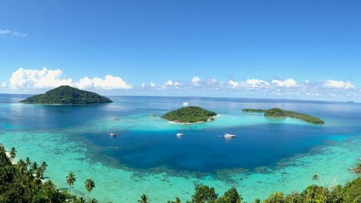 Seis islas privadas con hotel para desconectar del mundo
