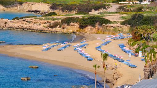 Playa de Coral Beach