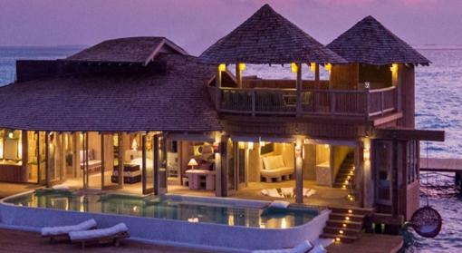 Seis islas privadas con hotel para desconectarse del mundo for Hoteles en islas privadas