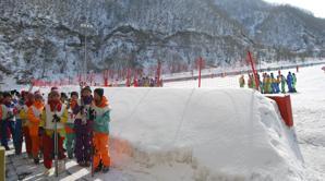 Así es la nueva estación de esquí en el país más aislado de la Tierra
