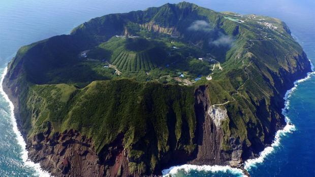 Isla de Aogashima