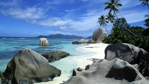 Playa Anse Source D'Argent, en La Digue