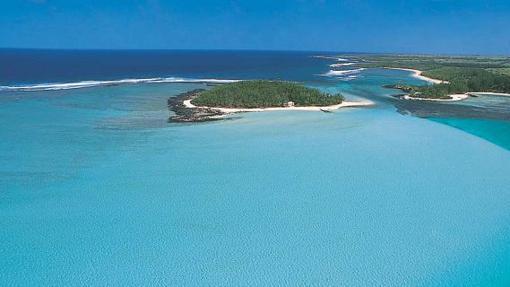 Blue Bay, en las islas Mauricio