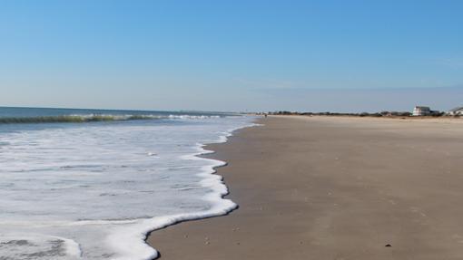 Playa en Brunswick