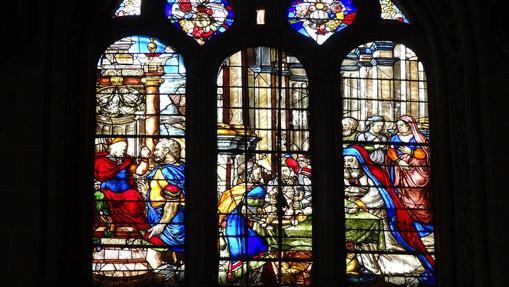 Vidrieras de la Catedral de Salamanca