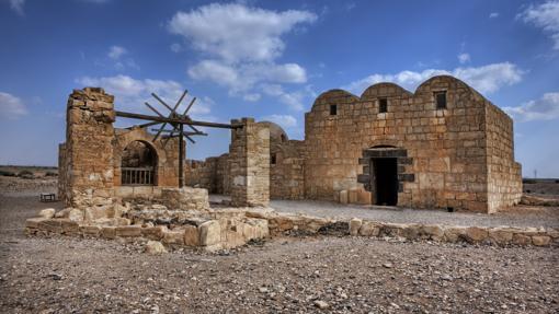 El pequeño palacio de Amra