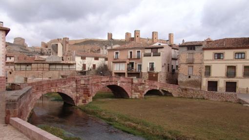 Río Gallo, en Molina de Aragón