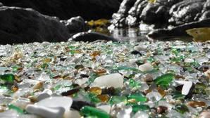 El misterio de las «playas de los cristales» españolas