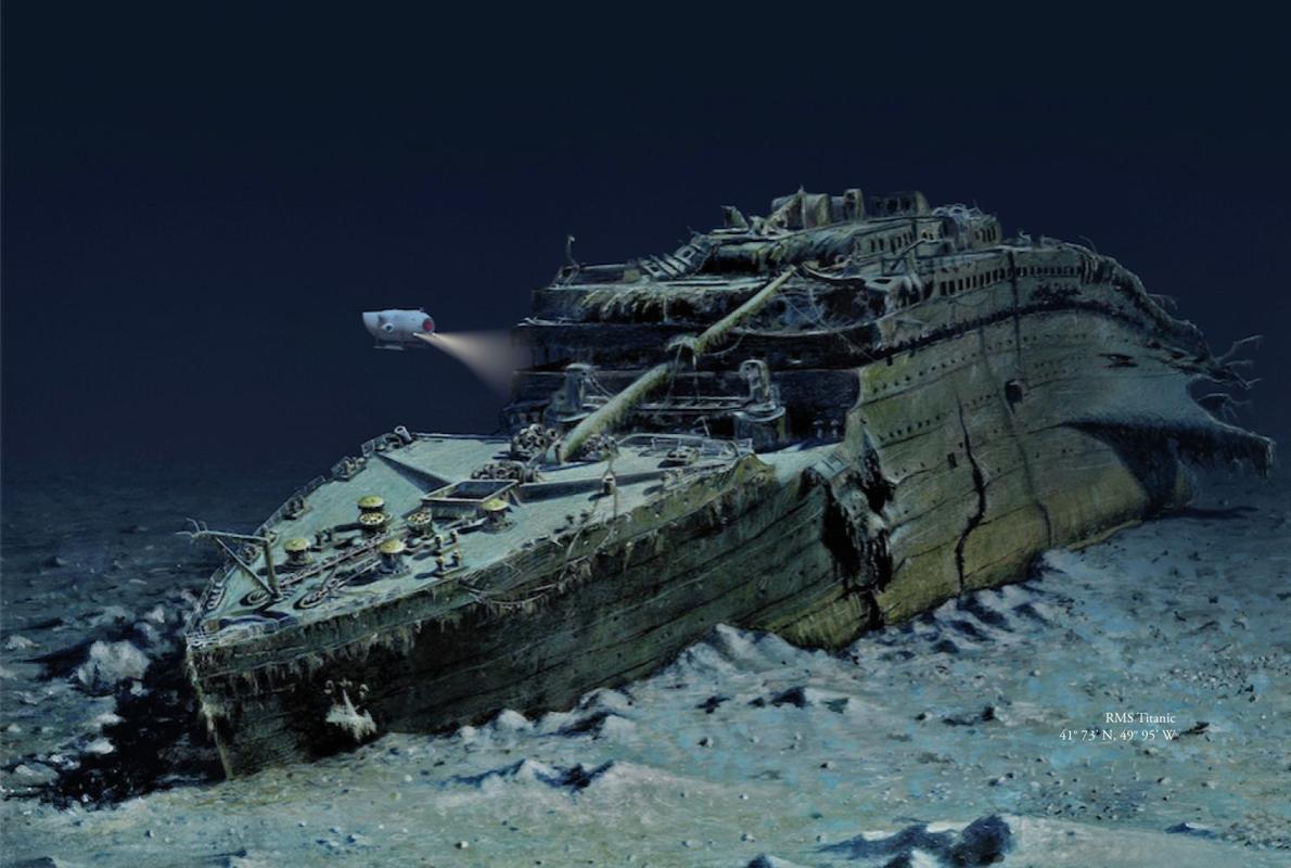 Cómo visitar los restos del Titanic: una aventura cara y ...