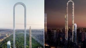 El rascacielos más largo del mundo en forma de U