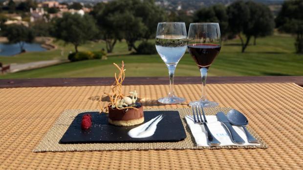 La buena cocina preside los campos de golf de Madrid