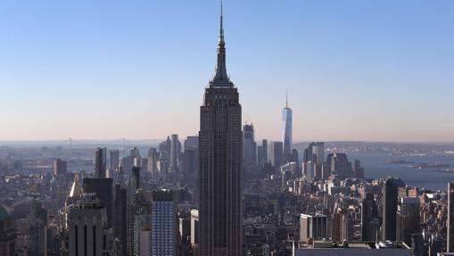 Empire State Building, fotografiado en noviembre de 2016
