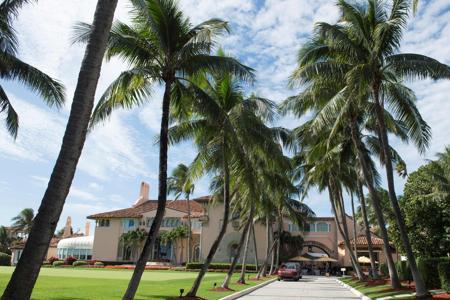 Mar-a-Lago presume de ser «la Joya de Palm Beach»