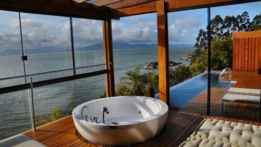 Resort Ponta dos Ganchos -Santa Catarina Brasil