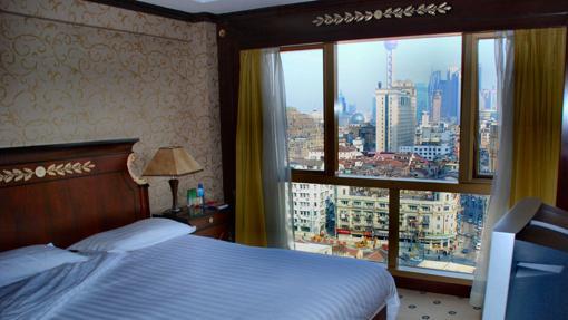 Hotel Salvo, en Shanghái
