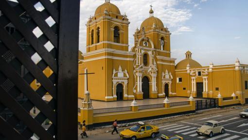 Hotel Libertador, en Trujillo, Perú
