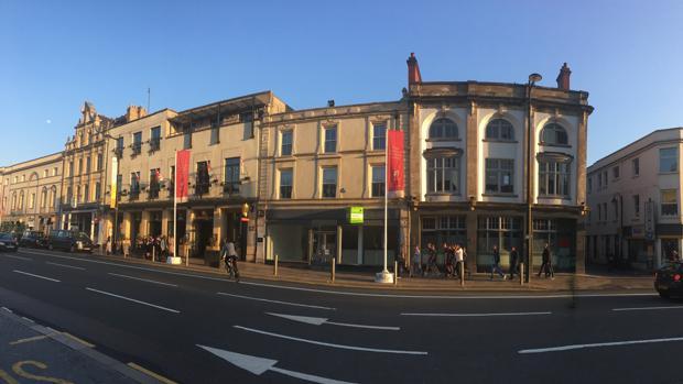 Gareth Bale ha comprado recientemente este edificio de Cardiff situado cerca del castillo y del estadio de fútbol