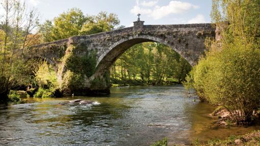 Puente de San Clodio, Leiro (O Ribeiro)