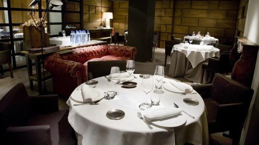 Restaurante O'Pazo, en Madrid