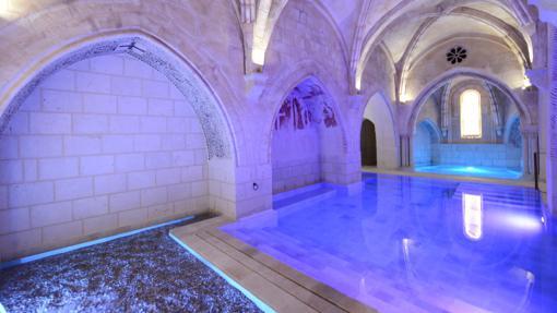 Instalaciones del Monasterio de Valbuena