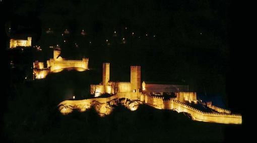 Los tres castillos de Bellinzona