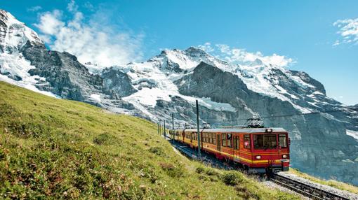 El tren del Jungfrau llega al «techo ferroviario» de Europa