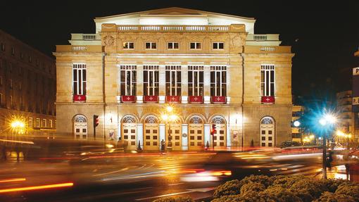 Imagen del Teatro Campoamor