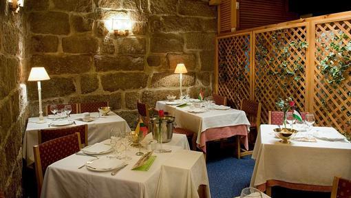 Rincón del restaurante Charolés