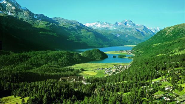 Importantes Ríos De Suiza: Los Lagos Más Impresionantes De Suiza