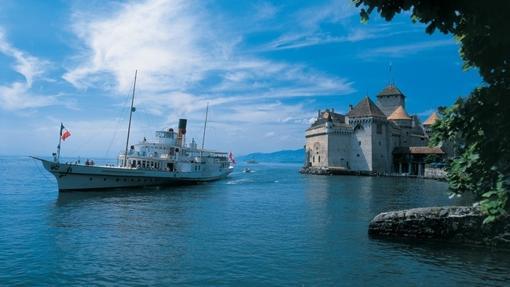Lagos suizos en Suiza