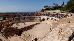 El Anfiteatro acoge recreaciones históricas