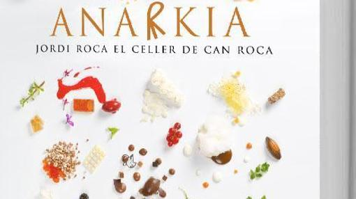 Portada de Anarkia, el libro de Jordi Roca