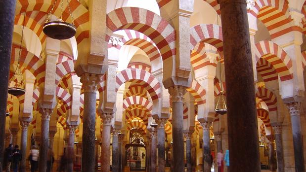 Image result for mezquita cordoba