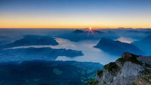 Diez miradores apabullantes en Suiza