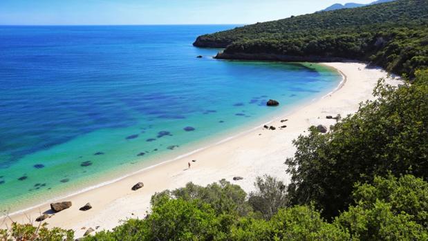 be920446f2990 Playas Playa de Galapinhos