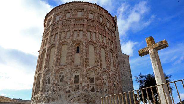 La iglesia de San Esteban es una de las sedes de la muestra de Las Edades del Hombre en Cuéllar